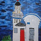 The Lighthouse by MrsO