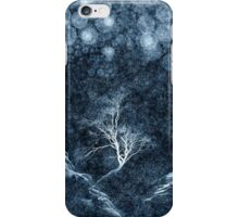 Midnight Ice Storm iPhone Case/Skin