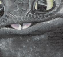 Toothless Sticker