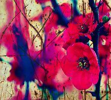 Grunge Blossom by Ross Jardine