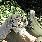 THINK LIZARDS: &quot;The Proposal...Lizards in Love&quot; by Patricia Anne McCarty-Tamayo
