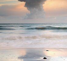 Talisker bay at Sunset by Grant Glendinning