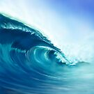 Blue Wave  by ShaneMartin