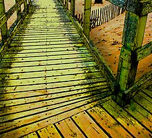 Boardwalk by Bev Evans
