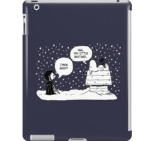 Charlie Snow/Jon Brown and his dog/Direwolf iPad Case/Skin