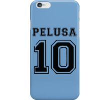 El Pelusa. iPhone Case/Skin