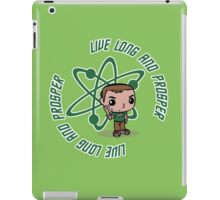 Shedon live long iPad Case/Skin