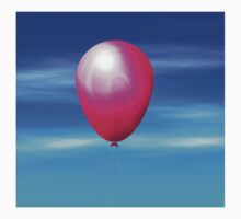 Balloon in the sky Kids Clothes