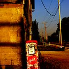 Gas Pump by Brad Sauter