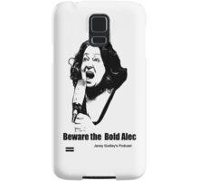 Janey: The Bold Alec Samsung Galaxy Case/Skin