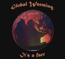 Global warming by Maree Toogood
