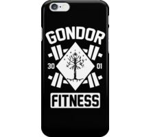 Gondor Fitness iPhone Case/Skin
