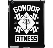 Gondor Fitness iPad Case/Skin
