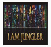 League of legends - I AM JUNGLER by ITAMarcomerda