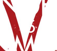 Vendetta is Coming Sticker