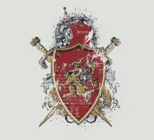 Coat of Arms by Verboten
