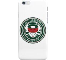 Minnesota Hockey #11 iPhone Case/Skin