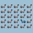 The Blue Sheep by Ram Castillo