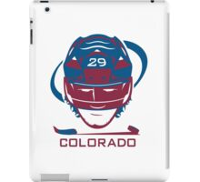 Colorado Mac Attack iPad Case/Skin