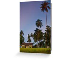 Unawatuna - Sri Lanka Greeting Card