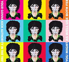 KEITH RICHARDS IF YOU'RE GONNA by FieryFinn77