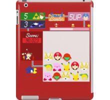 Super Smash Combo iPad Case/Skin