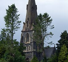 St Mary's Church, Ambleside by Tom Gomez