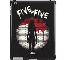 Five By Five iPad Case/Skin