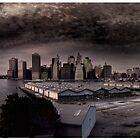 Manhattan Span by Peter Bellamy