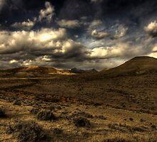 Valley of the Warm Winds by Merritt Brown III