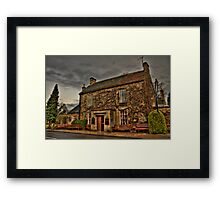 The Rockingham Framed Print