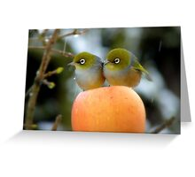 Hun..What Time Is The Parade Supposed To Start? - Silver-Eye - NZ Greeting Card