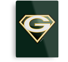 Super Packers of Green Bay Metal Print
