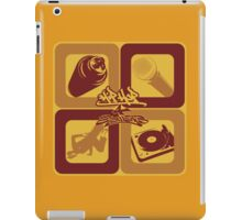 4 Elements of Hip Hop iPad Case/Skin