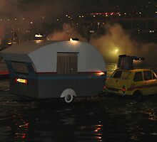 Caravan Holiday On The Bay, Sydney, Australia 2008 by muz2142