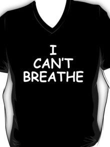 I CAN'T BREATHE - LeBron James, Kyrie Irving RIP Eric Garner T-Shirt