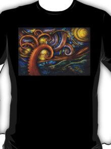 Steampunk - Starry night T-Shirt