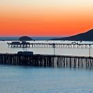 Avila Beach, California by Eyal Nahmias