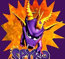Spyro Fusion style Design by ChaosSpyro