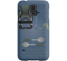 Get There Samsung Galaxy Case/Skin