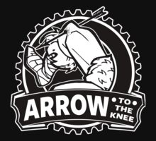 Arrow To The Knee by Threaded