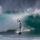 John John Florence, the top male surfer in the 2014 SURFER Poll Awards. by Alex Preiss