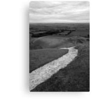 Dragon Hill Canvas Print
