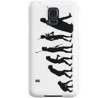 Dark side of Evolution Samsung Galaxy Case/Skin
