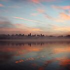 ellesmere dawn by PbArtworks