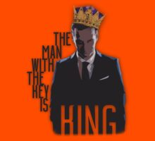 Moriarty - The Man with the Key is King T-Shirt