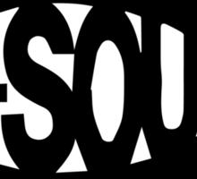 AB Soul Sticker