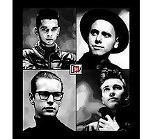 Depeche Mode :  101 Official t-shirt  Photographic Print