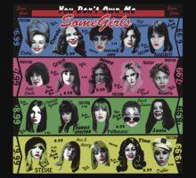 Women Who Rock by obscured