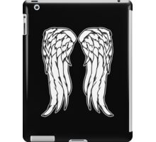 Daryl Dixon Angel Wings - The Walking Dead iPad Case/Skin